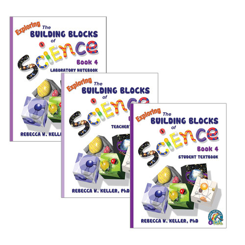 Building Blocks of Science Book 4 Set