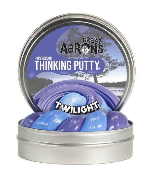 Twilight Blue Thinking Putty