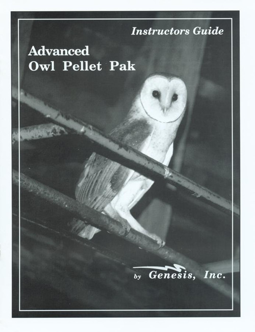 Owl Pellet Guide: Advanced