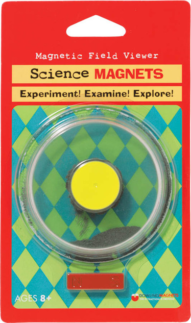 Magnetic Field Viewer & Magnets
