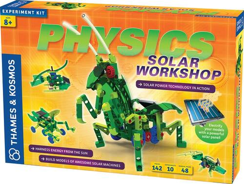 Thames & Kosmos Physics Solar Workshop V2