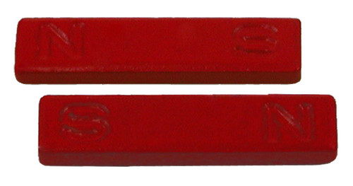 "Bar Magnets, 1.2"" ceramic, 2 pack"
