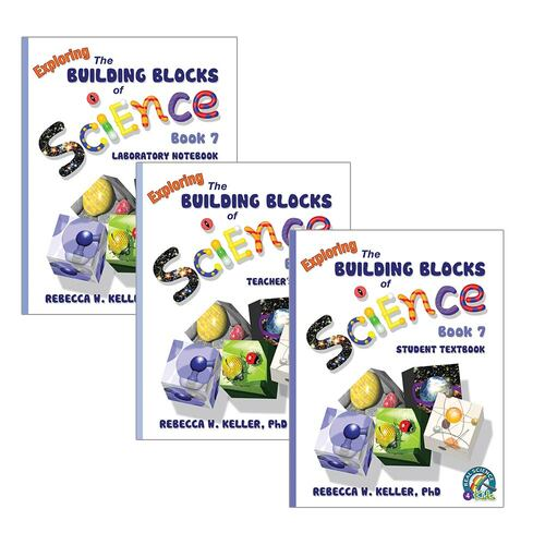Building Blocks of Science Book 7 Set