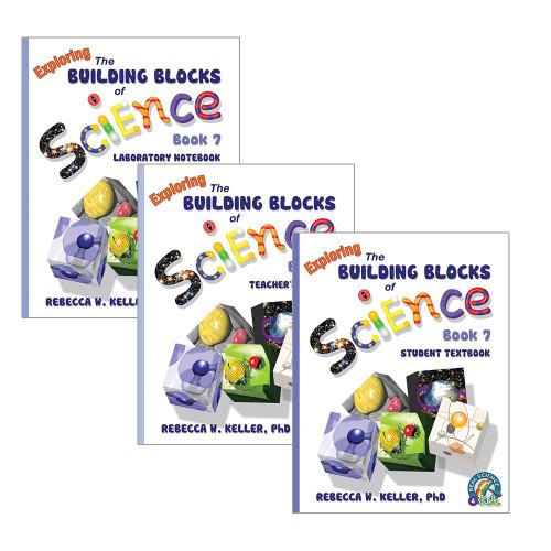 Exploring the Building Blocks of Science Book 7 Set