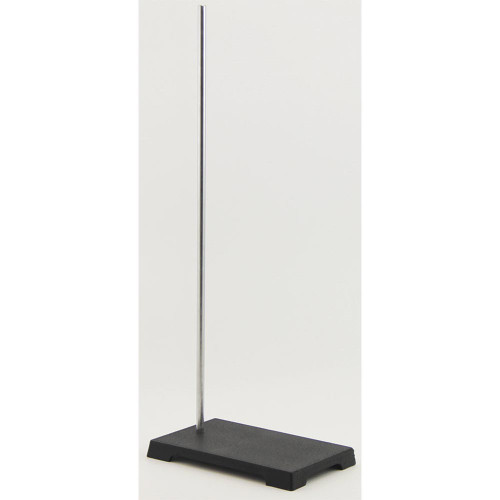 "Support Stand, 5"" x 8"" base, 20"" rod"