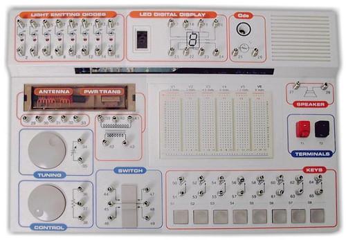 Electronics Lab 300 In 1 Kit