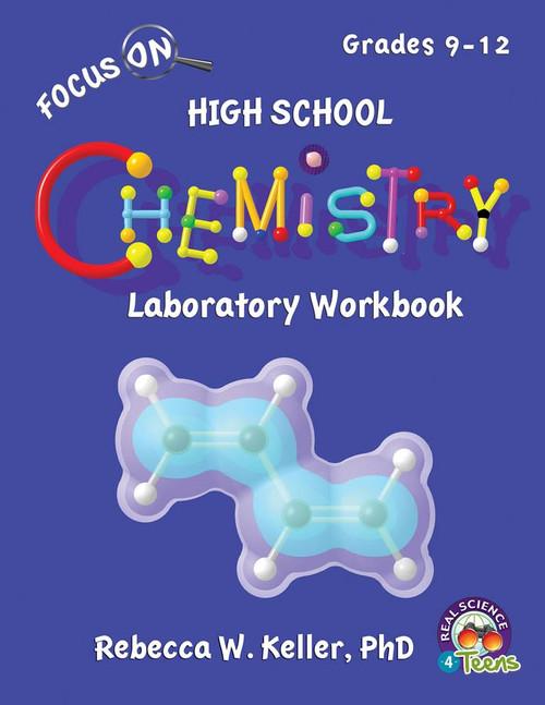 Focus On High School Chemistry Student Lab Workbook