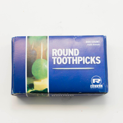 Toothpicks, pack