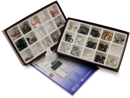 Mineral Identification Starter Set