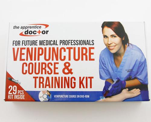 Venipuncture Course & Kit
