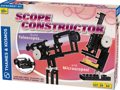 Thames & Kosmos Scope Constructor