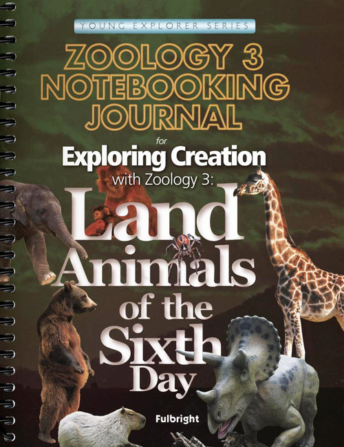 Apologia Zoology 3 Notebook