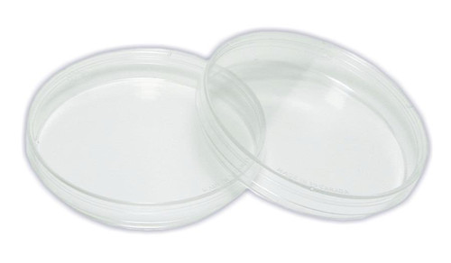 Petri Dishes, polystyrene, 90 x 15 mm, 20 pack