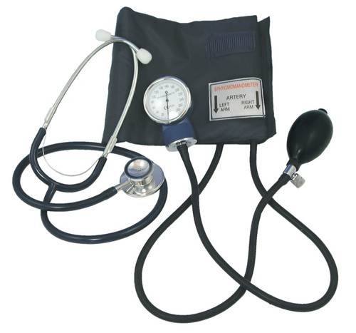blood pressure cuff instructions