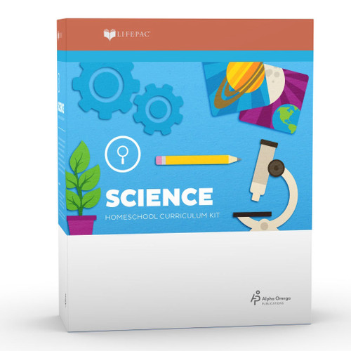 LIFEPAC Science 6 Curriculum Set