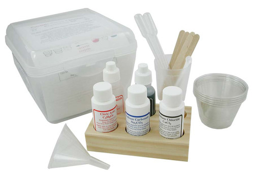 Patriotic Colors Chemistry Kit