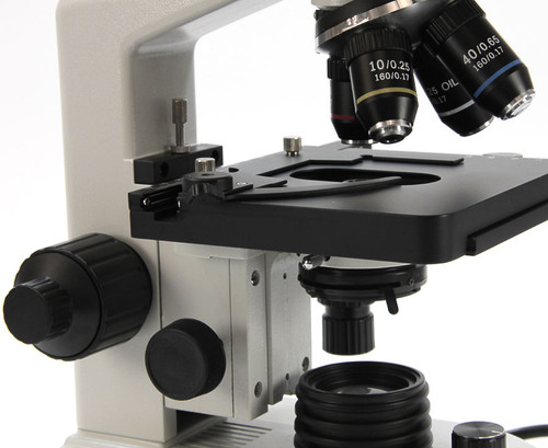 advanced microscope stage