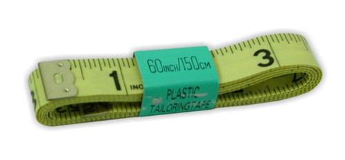 Tape Measure, Flexible, 150 cm