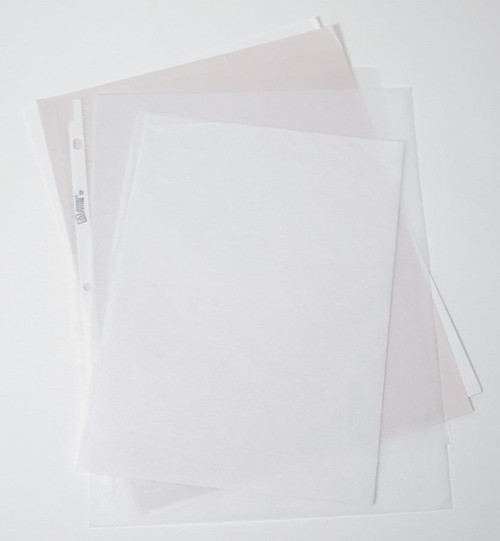 Paper, special set, 10 sheets