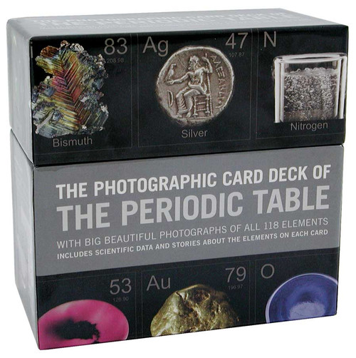 Elements Photographic Card Deck