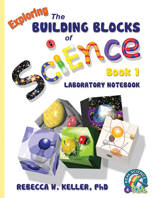 Building Blocks of Science Book 1 Laboratory Notebook