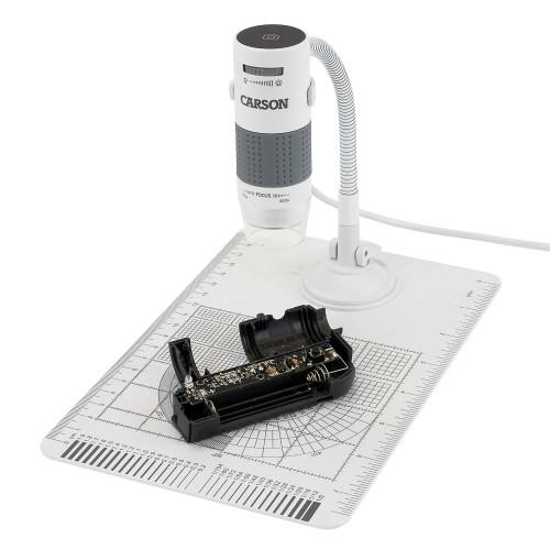 eFlex Digital Handheld Microscope, 75x/300x