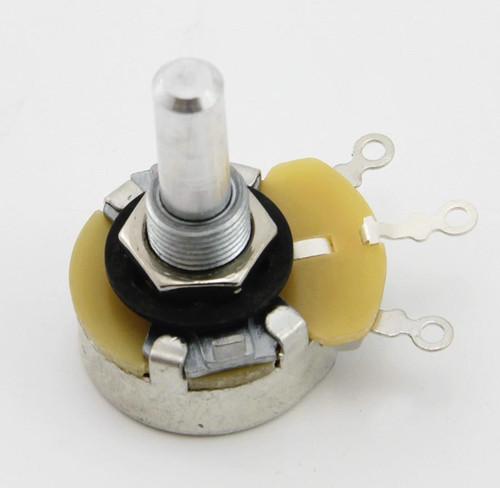 Potentiometer, 100 ohm, 5 watt, linear