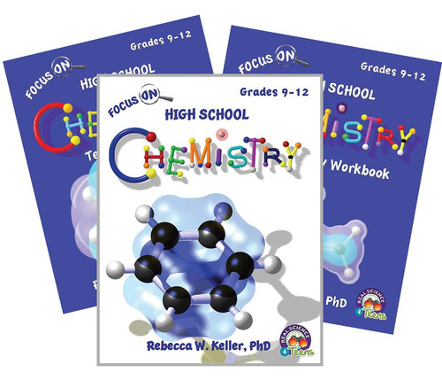Focus On High School Chemistry Set