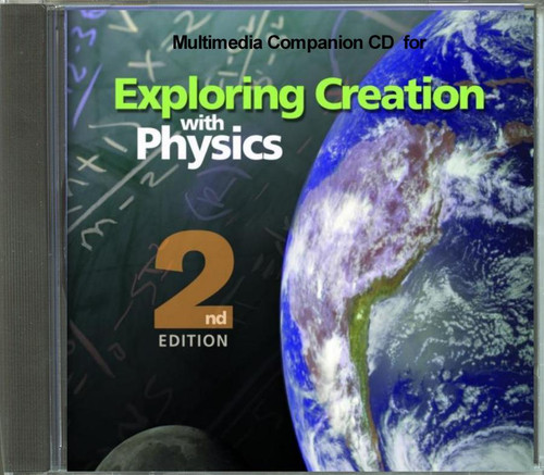 Apologia Physics Companion CD