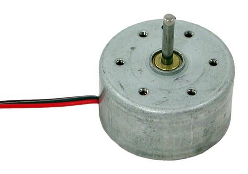 Small DC Motor, 0.5-6 volt