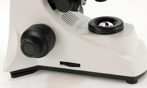 trinocular microscope base