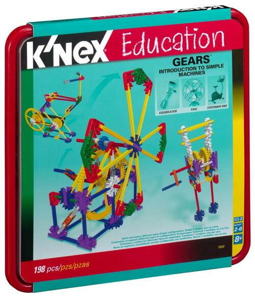 K'Nex - Intro To Simple Machines: Gears