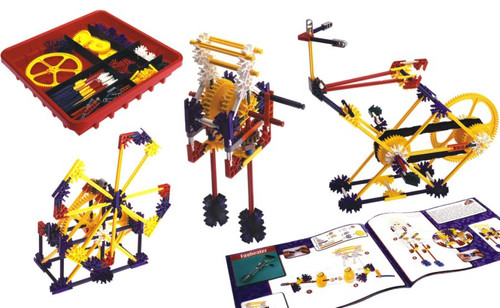 K'Nex - Intro To Simple Machines: Gears