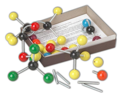 Molecular Model Set, Small