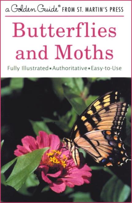 Butterflies & Moths Golden Guide