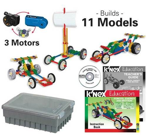 K'Nex Forces, Energy and Motion