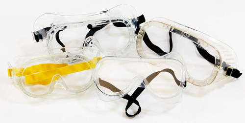 Chemistry Safety Goggles