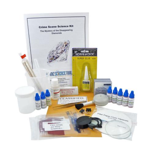 Crime Scene Science Kit