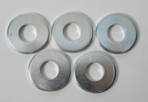 "Washers, 1"", 5 pack"