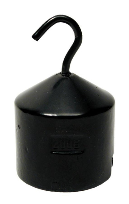 Weight, 200 g, with hook