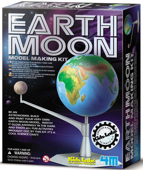 4M Earth and Moon Model Kit