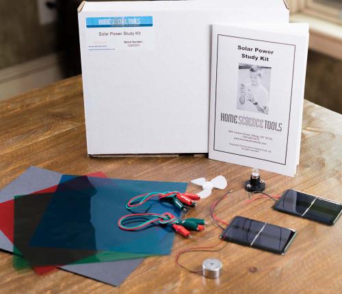 Solar Power Study Kit