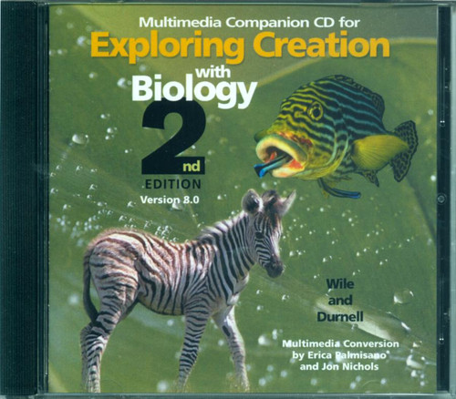 Apologia Biology Companion CD