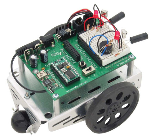Boe-Bot Programmable Robot Kit