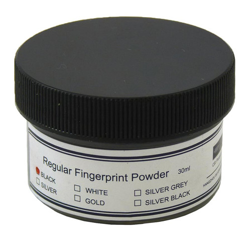 Fingerprint Powder, Black