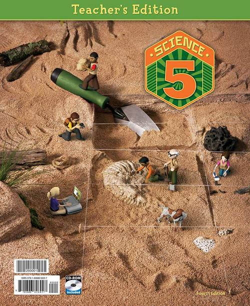 Bob Jones Science 5 Teacher's Edition