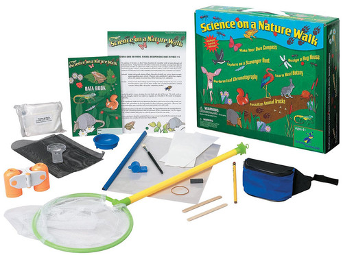 The Magic School Bus Science on a Nature Walk Kit