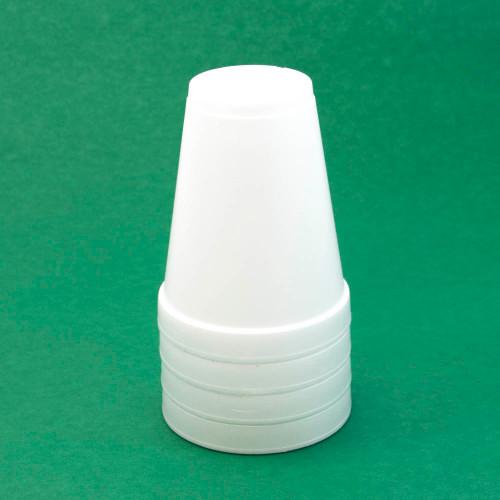 Styrofoam Cups, 12 oz, 4 pack