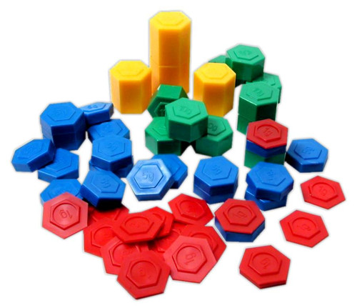Mass Set, Hexagon