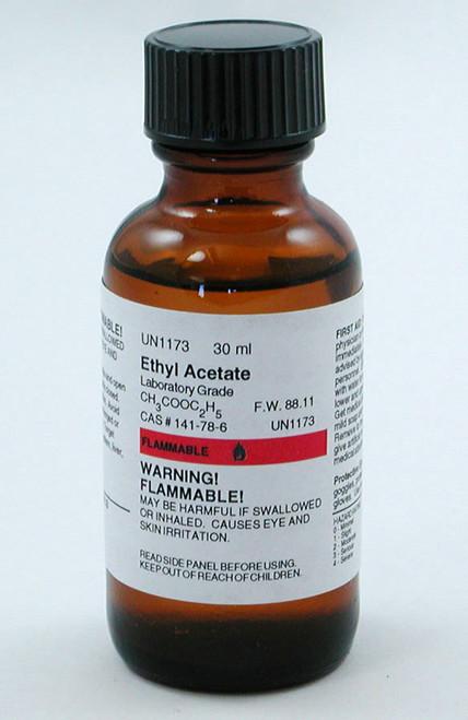 Ethyl Acetate, 30 ml